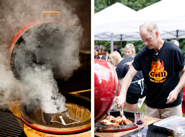 East West Manufacturing Grill Off 2013