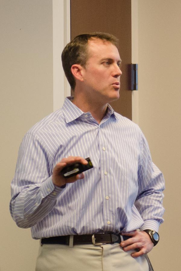 Scott Ellyson East West Manufacturing Georgia State Executive MBA