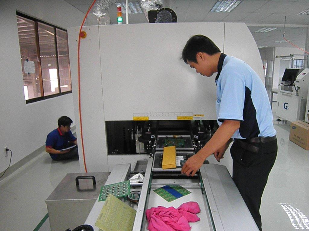 East West Manufacturing Vietnam SMT