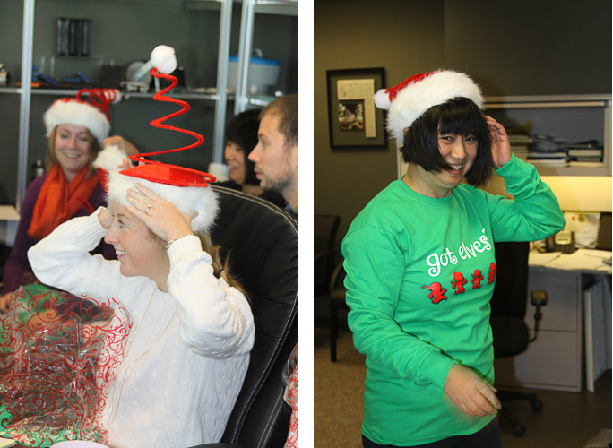 East West Manufacturing Surprise Holiday Party