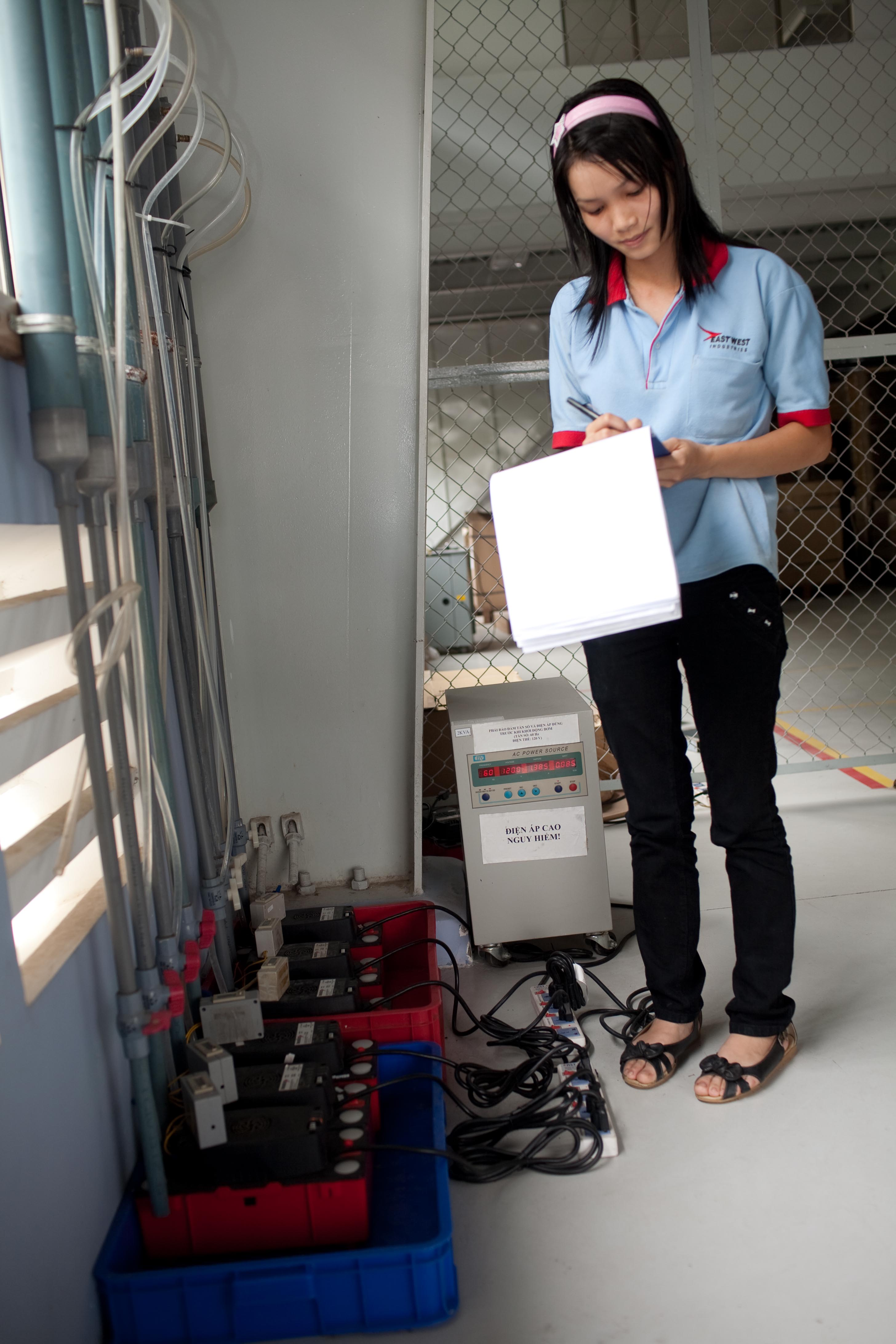 East West Manufacturing Quality Assurance