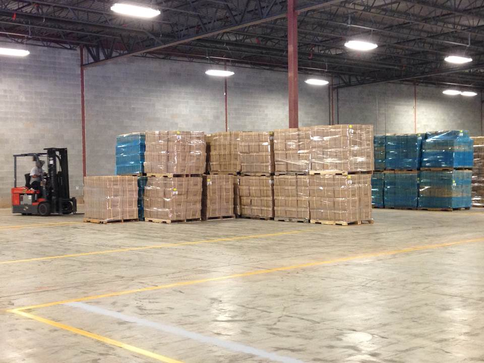 East West Supply Chain Management
