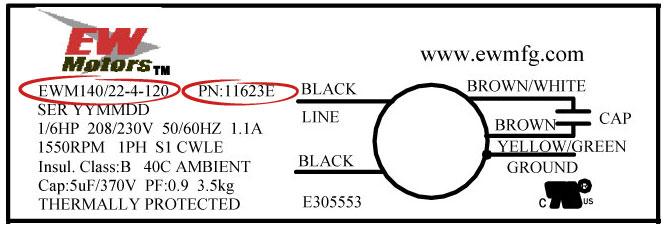 MTW-11623E-Label
