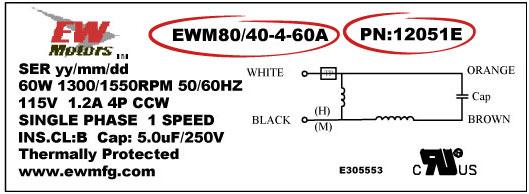 MTW-12051E-Label