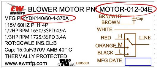 PAC-Motor-012-04E-Label