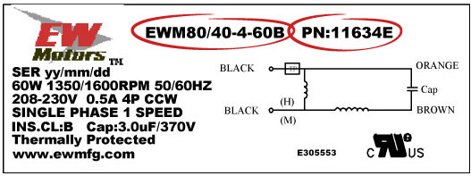 MTW-11634E-Label
