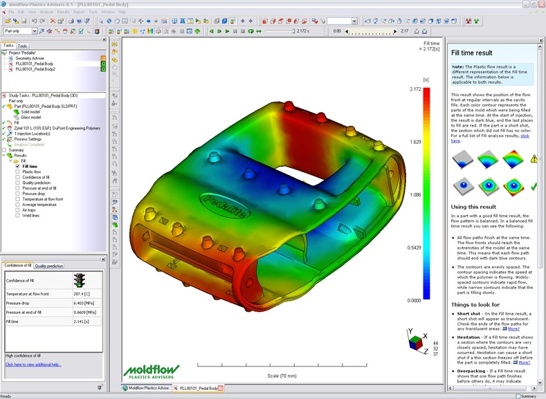 mold-flow-analysis-plastic-injection-mold-design
