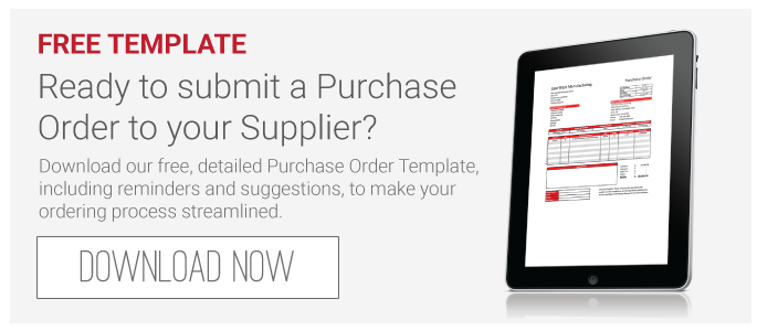 download purchase order format